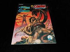 Conan album Artima Marvel géant : Conan : Le maître des serpents