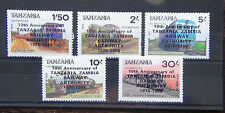 Trains, Railroads Postage African Stamps