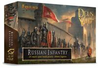 Russian Infantry Fireforge Games Deus Vult Mittelalter Middle Ages Ritter Knight
