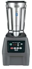 Waring Cb15t Commercial Countertop Food Blender With Metal Container