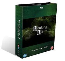 Breaking Bad - Series 1 2 3 4  5 6 Complete Blu Ray 15 Disc Box Set Brand New