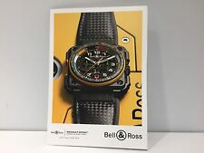 Booklet BELL & ROSS Renault Sport Formula One Team - English - For Collectors