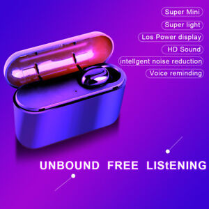 TWS Wireless Headphone Stereo Earphones Earbuds 3000 Bluetooth 5.0 Headset Mini