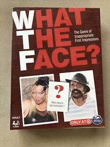PA7- What The Face? - Game Of Inappropriate First Impressions Sealed