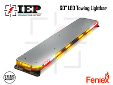 "Feniex 60"" GEO Series Exterior LED Light bar Tow Amber Rooftop Strobe G-5018"