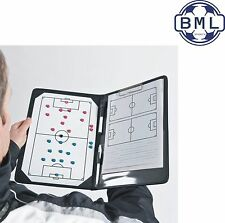 PRO FOOTBALL COACHES PADDED TACTICS FOLDER - SIZE A4 - Pages can be photocopied