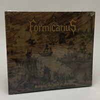 Formicarius - Rending the Veil of Flesh CD Album Digipak 2019 - New & Sealed