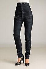 Original DIESEL Diesel Jeans Thainee 8AA W26 L32 Dunkelblau Baumwolle Elastan
