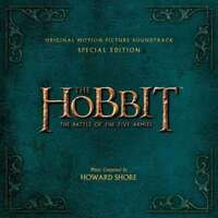Howard Shore - The Hobbit: The Battle Of The Five Armies ( de Lujo) Nuevo CD
