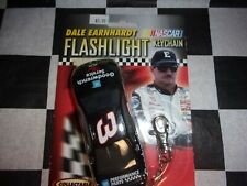 Dale Earnhardt Sr Nascar 2000 Collectible Flashlight Keychain