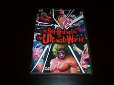 The Self-Destruction of the Ultimate Warrior (DVD,2005) WWF WWE OOP