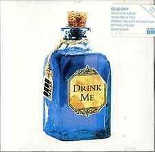 Drink me-The Echo Label Sampler '96 Julian Cope, Moloko, Melanie Garside,.. [CD]