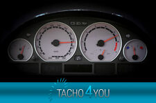 BMW Tachoscheiben 300 kmh Tacho E46 Benzin M3 Grau 3335 Tachoscheibe km/h