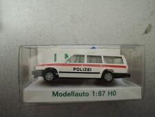 IMU 07731 Volvo Limousine mit Dachkennung PI 509 in OVP aus Sammlung (*3)