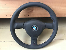 Small Steering Wheel E24 E34 E28 E32 Mtech 2 RARE 375 375mm MT2 M3 M5 new
