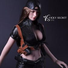 VStoys 1/6 Female Open Chest Killer Corset Sexy Clothes Suit Sets F12'' Body