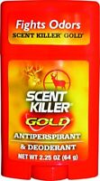 NEW! 2030117 Scent Killer Gold 1247 Wildlife Research Antiperspirant & Deodorant