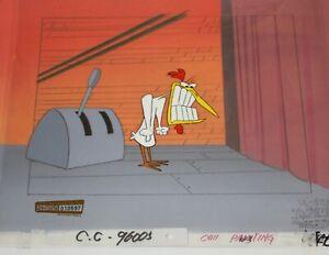 Original production Cel - Cow & Chicken (Cartoon Net)
