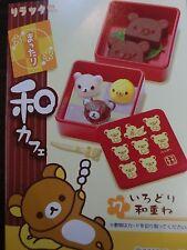 NEW Re-ment Miniature San X Sanrio Rilakkuma Sweets Japanese Cafe No,7