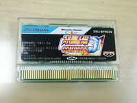 Bandai Wonderswan Color Japan WSC Super Robot Wars Compact 3 Banpresto