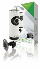 Wireless WIFI HD 720P 180 Degree Panorama Home Baby Pet CCTV Security IP Camera