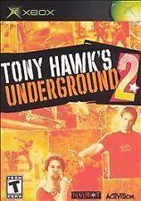 Tony Hawk's Underground 2 (Microsoft Xbox, 2004)M