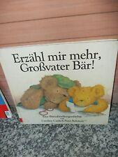 Erzähl mir mehr, Großvater Bär!, eine Bärengeschichte von Caroline Castle & Pete