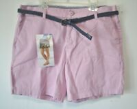 """RIDERS by Lee Women's Midrise 6"""" Inseam Shorts Sizes - 6M, 10, 10M, 18M - NWT"""