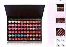 Cosmetics 66 Color Make Up Lip Palette Lip Shiner Lip Stick Lip Balm Kit Set