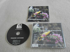 CD  The Sound of  Meditation - Paradise Birdsong  2.Tracks  2001  110