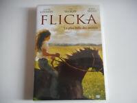 DVD - FLICKA / LA PLUS BELLE DES AMITIES - A. LOHMAN / T. McGRAW / M. BELLO