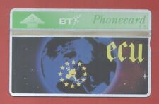 """UNITED KINGDOM: BTO-038 """"ECU Planet Earth"""" CN:306C New"""
