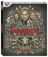 Warlock 1-3 Collection Blu-ray w/ slipcover, New, Free Shipping