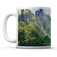 Beautiful Mountains - Drinks Mug Cup Kitchen Birthday Office Fun Gift #14139