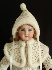 Wonderful Jacket & Bonnet Set for Antique French or German Doll