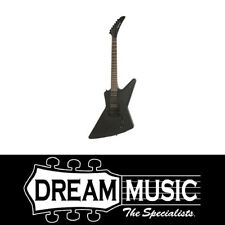 Epiphone Gothic 1958 Explorer Black Satin Electric Guitar 2018 $187 Off RRP$1249