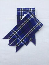 Scottish Heritage Of Scotland Tartan Kilt Sock Flashes /Kilt Hose Flashes