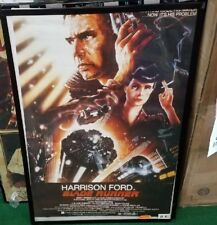 Blade Runner Spectacular New Vintage Rare Oops Poster Harrison Ford