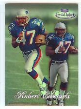 1998 Topps Gold Label BLACK  #88 CLASS 2  Robert Edwards Rookie RC PATRIOTS