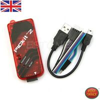microcontrollers PICkit2 PIC KIT2 debugger programmer for PIC dsPIC PIC32 PIC24