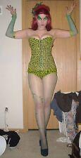 poison ivy costume cosplay corset batman