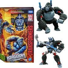 Transformers OPTIMUS PRIMAL War for Cybertron WFC Kingdom IN STOCK!