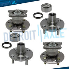 For 1993 - 2000 2001 2002 Prizm Corolla Front & Rear Wheel Hub Bearings NON ABS