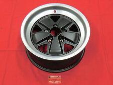 Fuchs-Style Felge SW-Silber 7x16 5x130 MIT TÜV - für VW Käfer T1 T2 Porsche 911