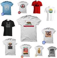 Tee shirt Homme Fun Choix de Motif Glory Misatune LA, Fashion Mode T Promotion !