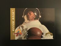 1994 Upper Deck McDonalds Nothing But Net Jumbo Michael Jordan #13 #'d/20,000