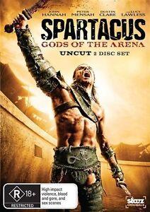 Spartacus - Gods Of The Arena DVD