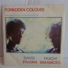 BO Film OST Furyo Forbidden colors DAVID SYLVIAN / RUICHI SAKAMOTO 105513