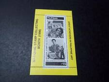 Philippines 2575. National Stamp Collecting Month S/S. 1998. NH.