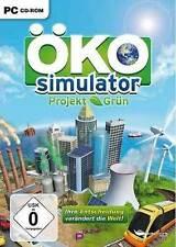 PC juego de ordenador *** ecológica simulador *** nuevo * New